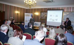 Launch of Canal Business Network Oct 17 2012